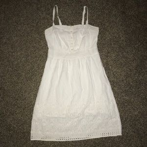 Off white sun dress